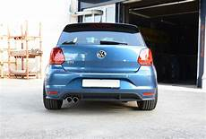 Performance Sport Exhaust For Polo Gti 2015 1 8 192hp Vw