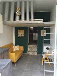 lit mezzanine pour studio d 233 co studio mezzanine
