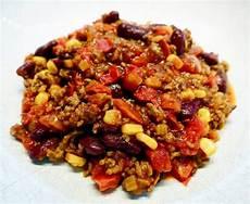 low carb chili con carne schnelle low carb rezepte