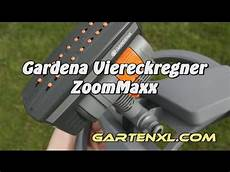 gardena 8127 20 viereckregner zoommaxx