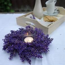 Diy Lavendelkranz Selber Binden Perlenkuchen