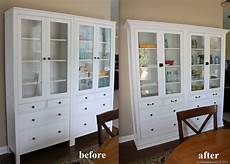 ikea vitrine hemnes turning ikea hemnes into built ins get home decorating