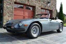 TVR 3000S 1979 CONVERTIBLE