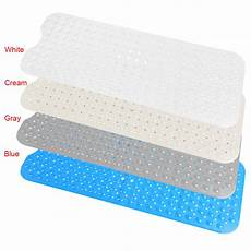 eecoo bath mat non slip anti skid rubber shower tub safe