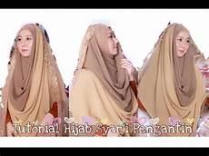 Tutorial Jilbab Syari Pesta Jilbab Gucci