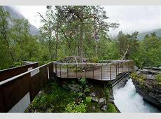 Gudbrandsjuvet Viewingplatform, Norway   e architect