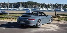 2016 Porsche 911 Cabriolet Review Caradvice
