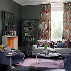 purple and gray living room decor 25 grey living room ideas for gorgeous and spaces