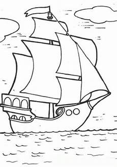 Gratis Malvorlagen Segelschiffe Ausmalbilder Zum Drucken Malvorlage Segelschiff Kostenlos 1