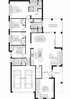 single storey house plans australia acacia home design single storey display home rawson
