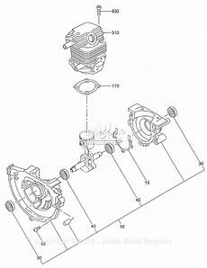 Subaru Cylinder Diagram by Robin Subaru Ec025gr6012 Parts Diagram For Crankcase Cylinder