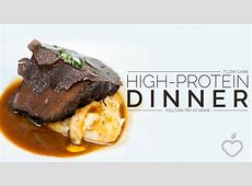 7 Low Carb High  Protein Dinner You Can Try At Home
