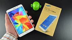 samsung galaxy tab 4 7 0 unboxing review
