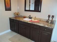 good bye oak cabinets behr paint in roast painting oak cabinets oak cabinets