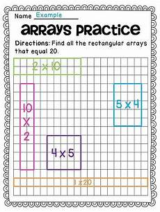 rectangular array division 4th grade worksheets 6701 home student and the o jays on