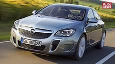 Opel Insignia Opc Facelift Optimiertes Fahrwerk Und Mehr