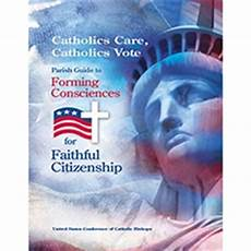 parish guide to forming consciences for faithful citizenship