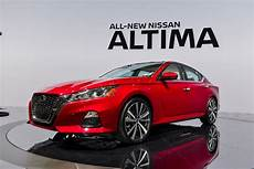 2019 nissan altima platinum vc turbo 2019 nissan altima bows with vc turbo engine all wheel drive