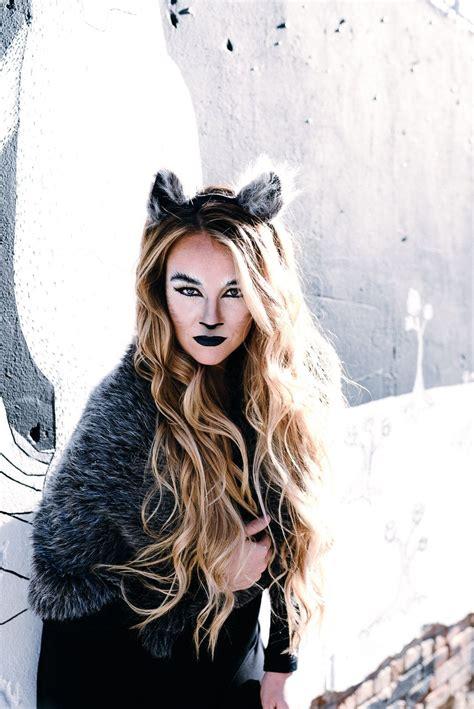 Werewolf Costume Girl
