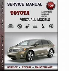 car engine repair manual 2013 toyota venza lane departure warning toyota venza service repair manual download info service manuals