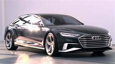 Audi A9 Prologue Avant Concept Wireless Charging Car Hd