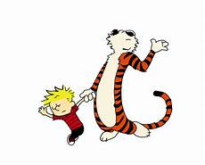 Calvin And Hobbe Clipart