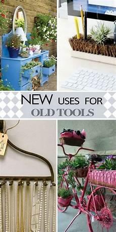 Neue Verwendung F 252 R Alte Tools Dekoration Bilder