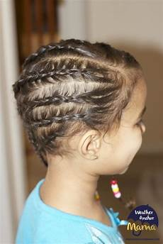 curly hairstyle of the week jamaican cornrows and