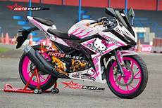 Modifikasi Striping All New Cbr150r by Modifikasi Striping Honda All New Cbr150r 2016 Hello