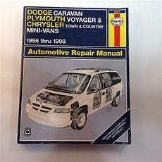 free online auto service manuals 1996 plymouth grand voyager electronic valve timing ac repair manual 1996 plymouth grand voyager chrysler voyager workshop service repair manual