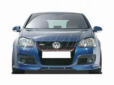 vw golf 5 gti r line front bumper extension