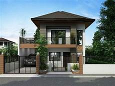2 storey house plans philippines 34 simple house with warm wooden interior 2020