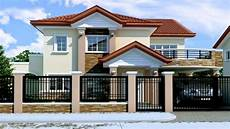 philippine house plans and designs two storey house design floor plan philippines youtube