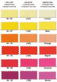 simplicol farben mischen deka farbkarte vollton halbton viertelton