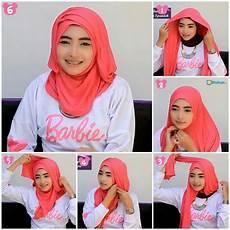 Model Jilbab Pashmina Untuk Wajah Bulat Terbaru 2016 Dan