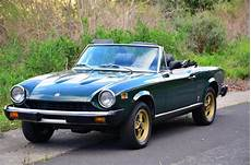 1975 Fiat 124 Sport Spider 1800 For Sale On Bat Auctions