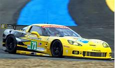 Corvette At Le Mans The Number One Team