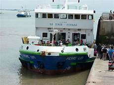 The Different Solutions Crossings By Ferry Boats Fouras