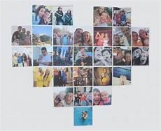 shaped photo collage allfreekidscrafts