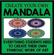 mandala history worksheet 15925 create your own mandala history information and project tpt