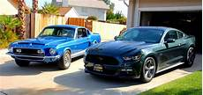 Ford Mustang On Quot School Meets New School