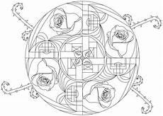 Indianer Ausmalbilder Mandalas Mandala Ausmalbilder F 252 R Erwachsene Kostenlos Zum