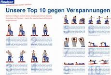 übungen schulter nacken unsere top 10 gegen verspannungen fitness workout