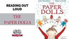paper dolls donaldson worksheets 15674 i m reading the paper dolls by donaldson no time to read to your for 10 minutes per