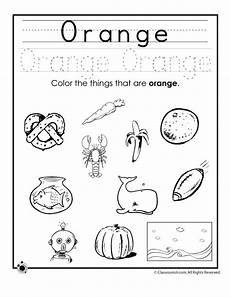 identifying colors worksheets 12760 learning colors worksheets for preschoolers color orange worksheet classroom jr color