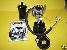 Model A Ford Distributor Centrifugal Advance Electronic