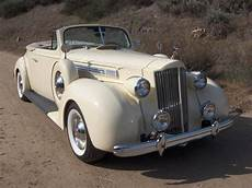 1939 packard 120 convertible coupe resto mod for sale hemmings motor news old cars