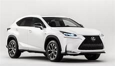 2019 lexus nx hybrid facelift design safety release date