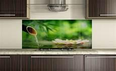 glasbilder für badezimmer geeignet k 220 chenr 220 ckwand glas bild fliesenspiegel spritzschutz k 220 che