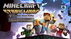 the begin in minecraft story mode episode 8 minecraft story mode episode 1 the order of the